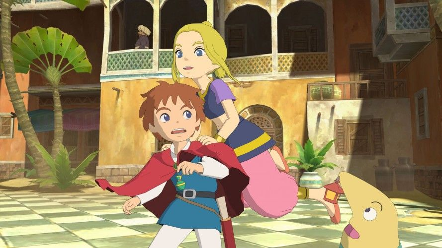 Bon Plan : Ni No Kuni Remastered sur PS4 à 29,99 euros (au lieu de 49,99...)