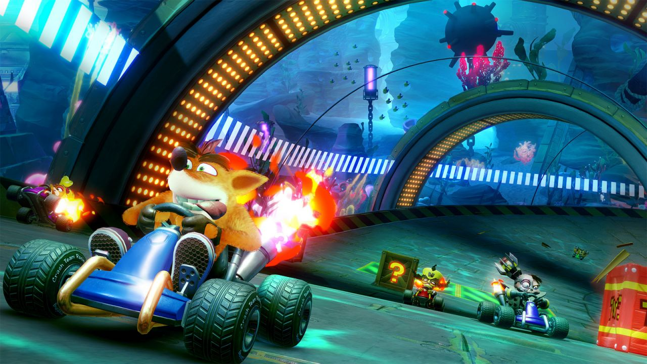 Crash Team Racing : Nitro-Fueled