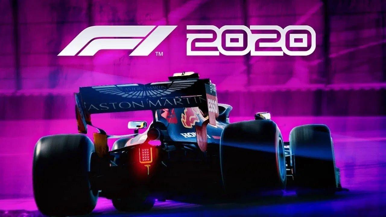 F1 2020 : Le spot télévisé ! - Jeux vidéo (multi)