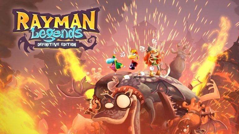 Bon Plan : Rayman Legends Definitive sur Switch à 16,99 euros (au lieu de 39,99...)