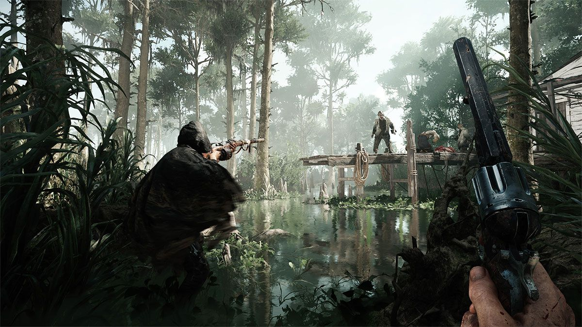 Hunt Showdown : Confirmation de sa date de sortie pour PS4 et Xbox One !