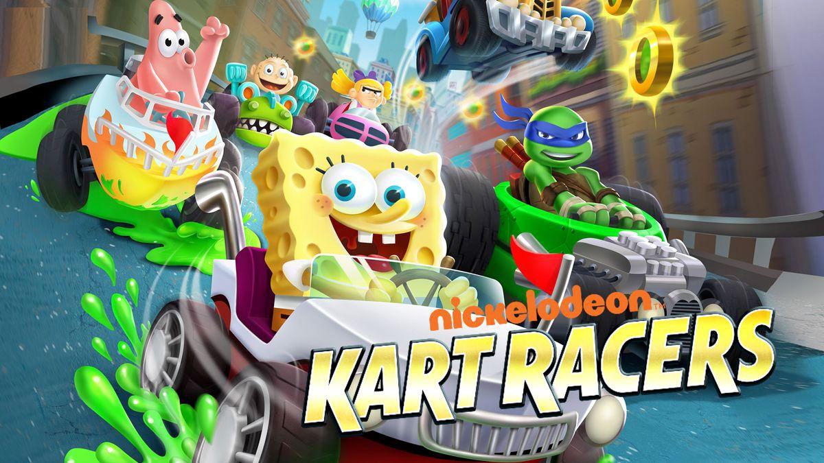 Bon Plan : Nickelodeon Kart Racers sur Switch à 20,44 euros (au lieu de 39,99...)