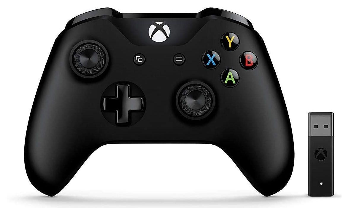 Bon Plan : Manette Xbox One + Adaptateur PC à 44,99 euros (au lieu de 69,99...)