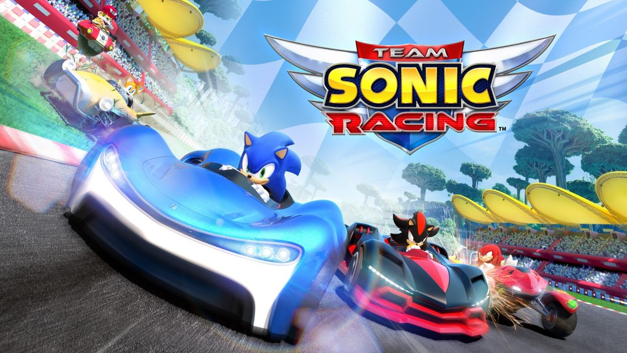 Bon Plan : Team Sonic Racing à 24,99 euros sur Switch, PS4 et One (au lieu de 39,99...)