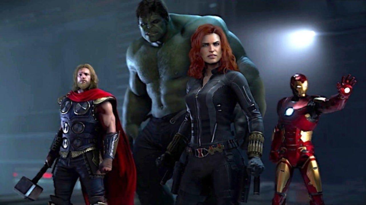 Marvel's Avengers : Le design des personnages ne plaît pas à tous les fans.. Square Enix répond