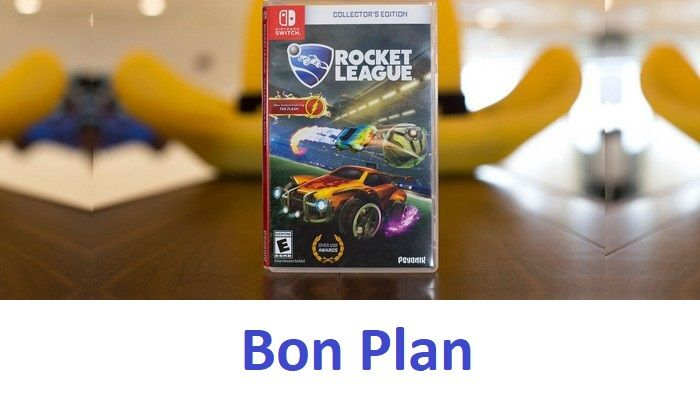 Bon Plan : L'édition collector de Rocket League sur Switch à 25,79 euros (au lieu de 49,99...)