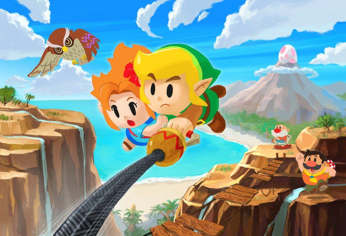 [EDIT] Le collector de Zelda : Link's Awakening sur Switch est disponible !!!!!