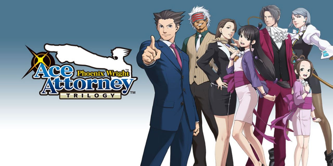 Phoenix Wright : Ace Attorney Trilogy : Une traduction française au rendez-vous !