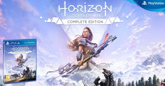 Bon Plan Amazon : Horizon: Zero Dawn Complete Edition sur PS4 à 19,99 euros (au lieu de 44,99...) - Days of play