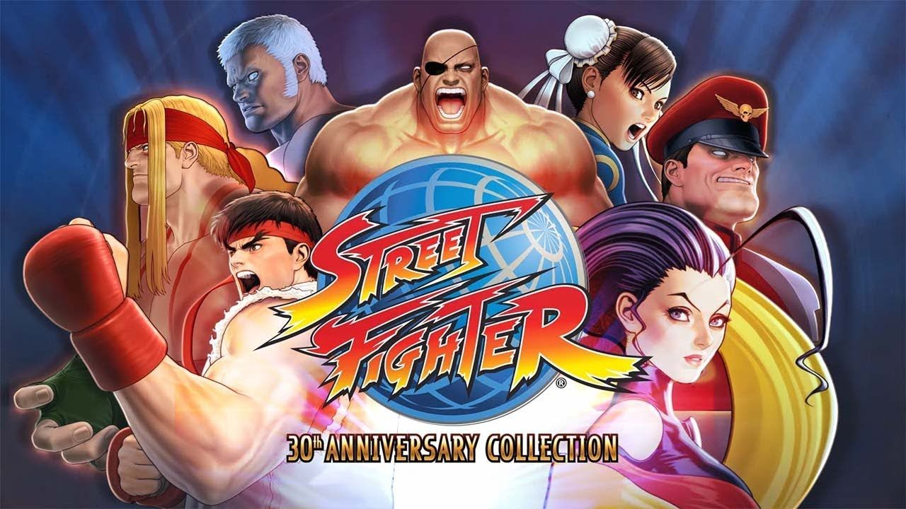 Bon Plan : Street Fighter 30th Anniversary Collection PS4 à 4,99 euros (au lieu de 34,99...)