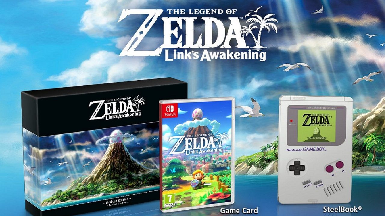 [FLASH] L'édition collector de Zelda : Link's Awakening sur Switch est disponible !!!!! Foncez....
