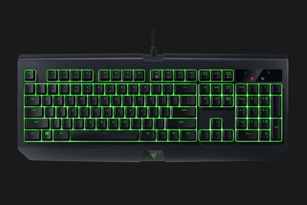 Bon Plan : Clavier RAZER - BlackWidow Ultimate - Mécanique à 59,99 euros (au lieu de 99,99...)