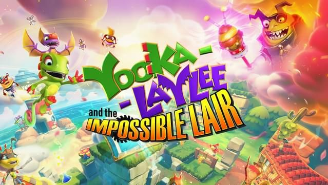 Bon Plan : Yooka-Laylee The Impossible Lair sur Switch à 26,99 euros (au lieu de 39,99...)