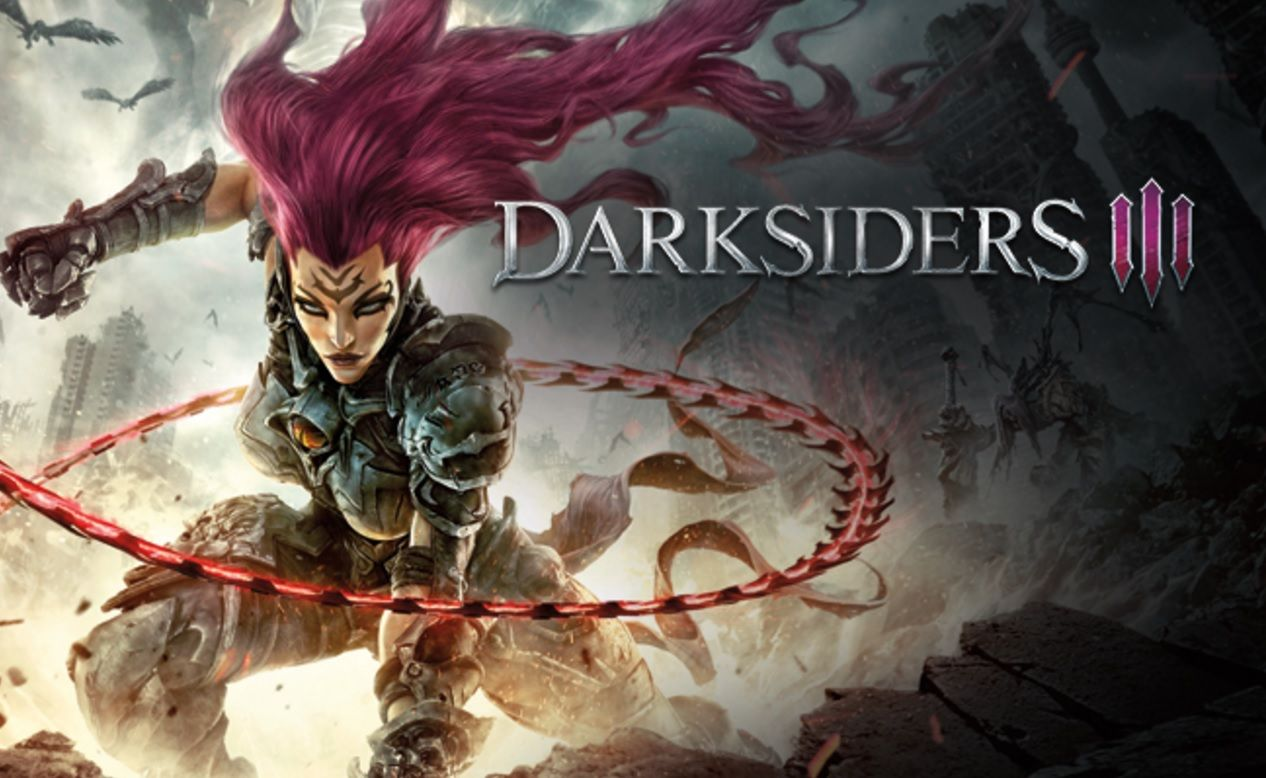 Bon Plan : Darksiders 3 sur PS4 ou Xbox One à 40,49 euros (au lieu de 69,99...)