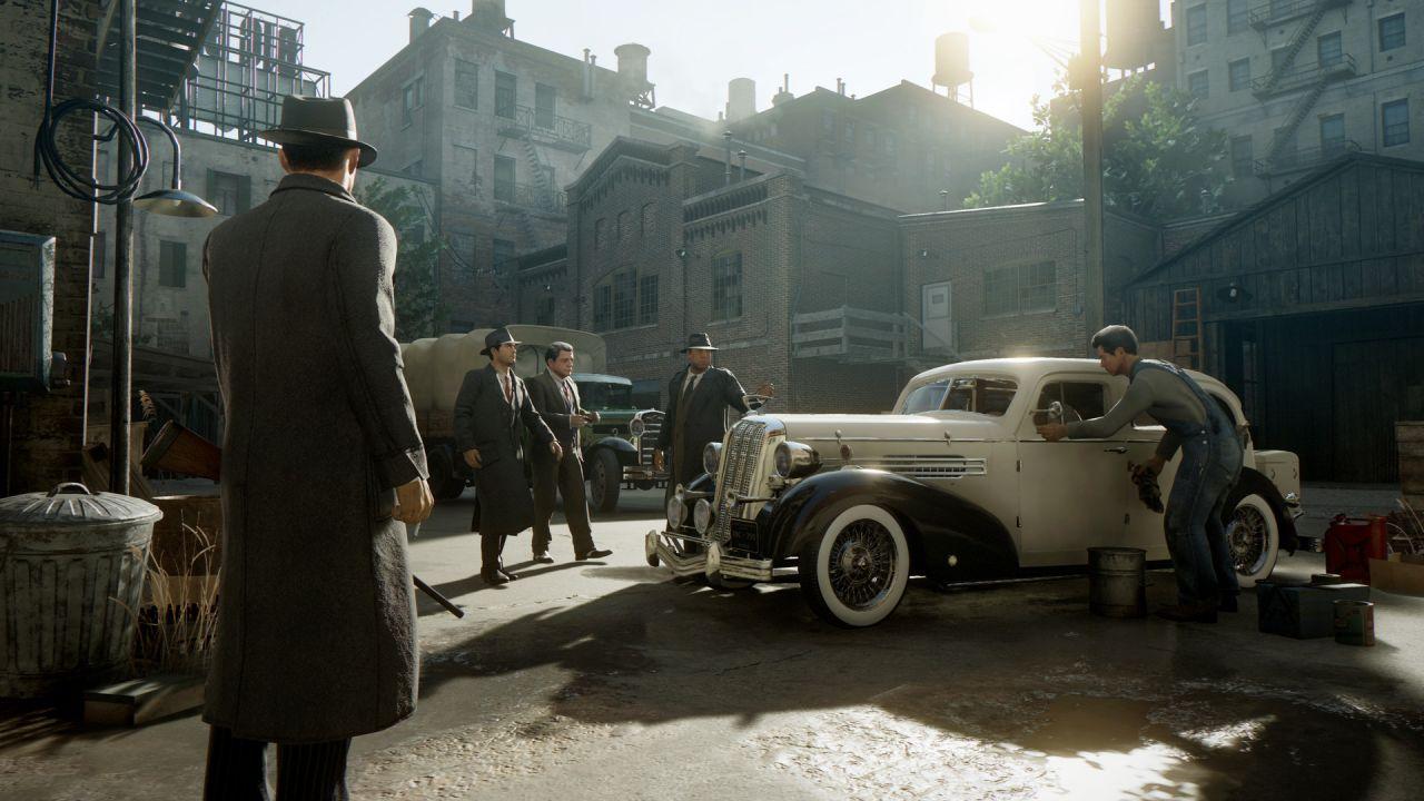 Mafia Definitive Edition : Le dernier trailer en date !