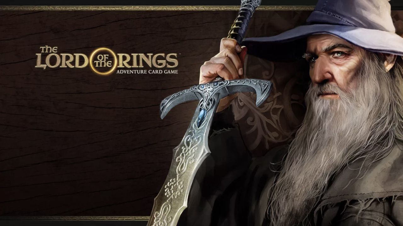 The Lord of the Rings : Adventure Card Game enfin disponible sur consoles de salon