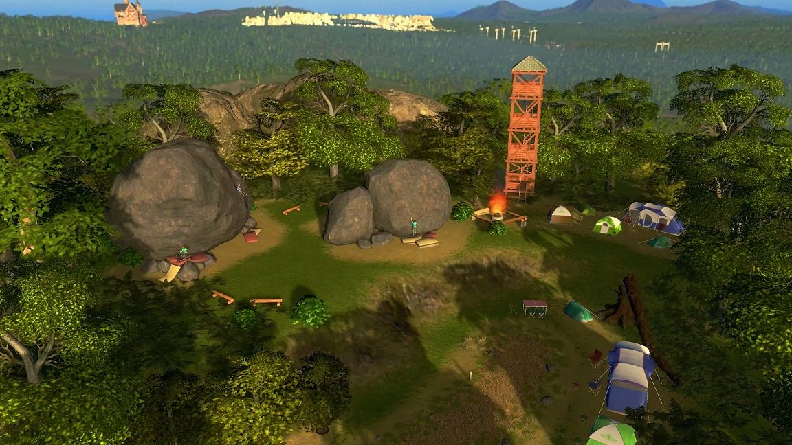 Cities - Skylines : L'édition Parklife est maintenant disponible !