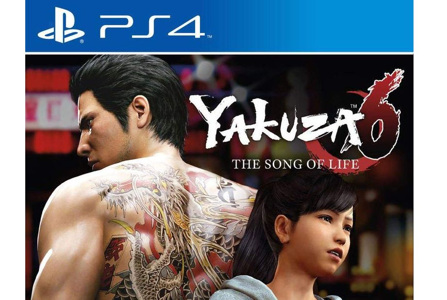 Bon Plan : Yakuza 6 The Song of Life à 35,99 euros pour la version standard, et 59,99 euros pour la premium !