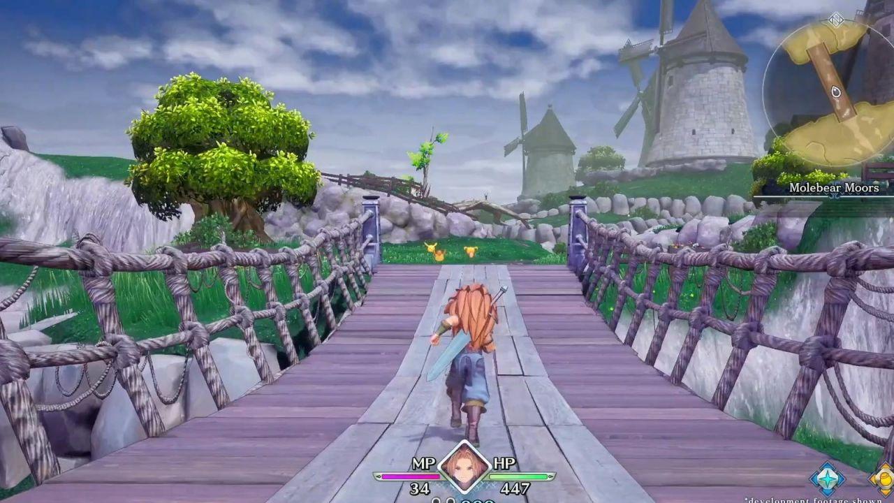 Gamescom : Trials of Mana se dévoile avec deux vidéos de gameplay !