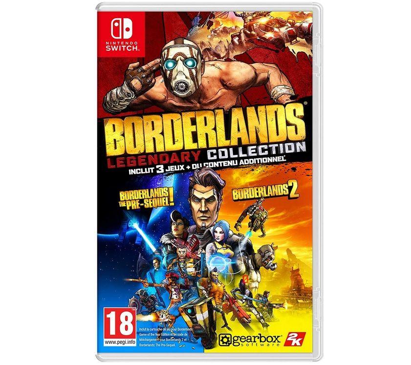 Bon Plan : Borderlands Legendary Collection sur Switch à 27,90 euros (au lieu de 49,99...)