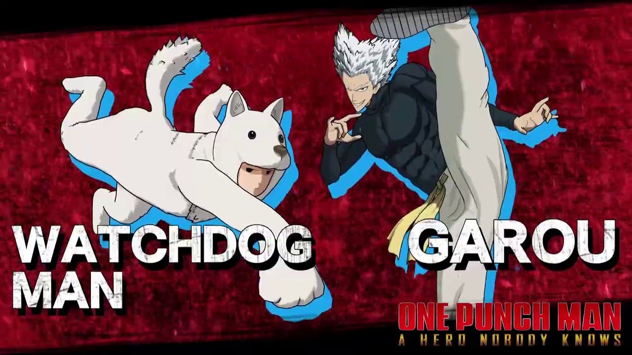 One Punch Man : A Hero Nobody Knows s'offre un DLC canin
