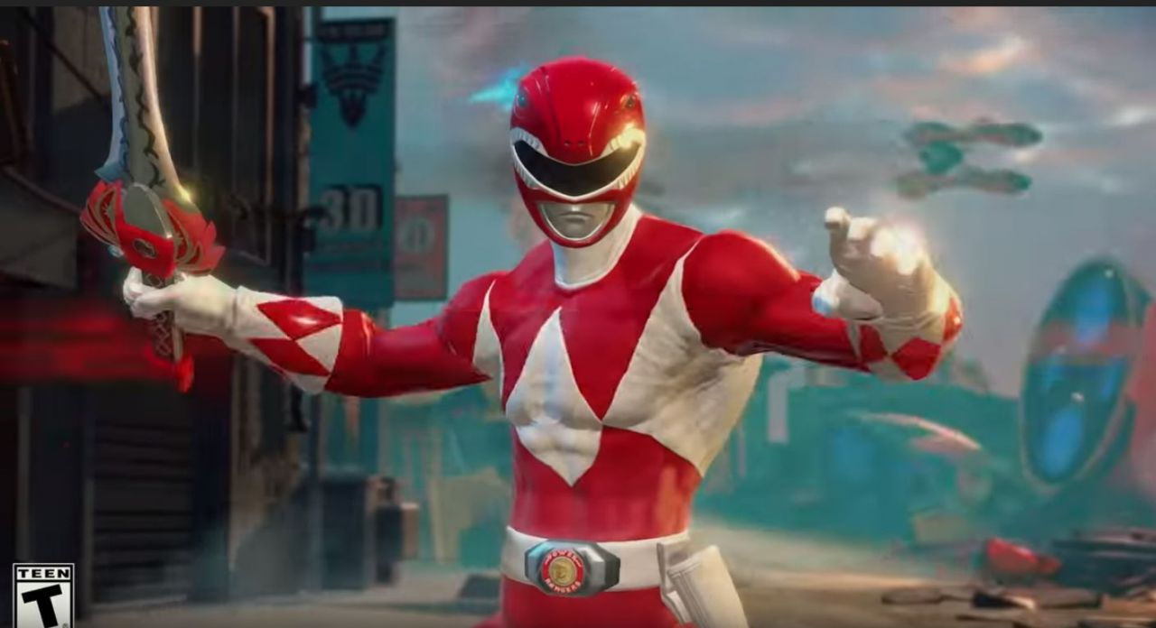 Power Rangers Battle for the grid : Trailer de gameplay