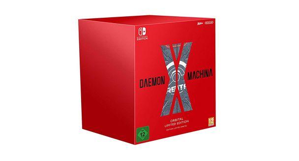 Précommande : L'édition limitée de DAEMON X MACHINA sur Nintendo Switch !