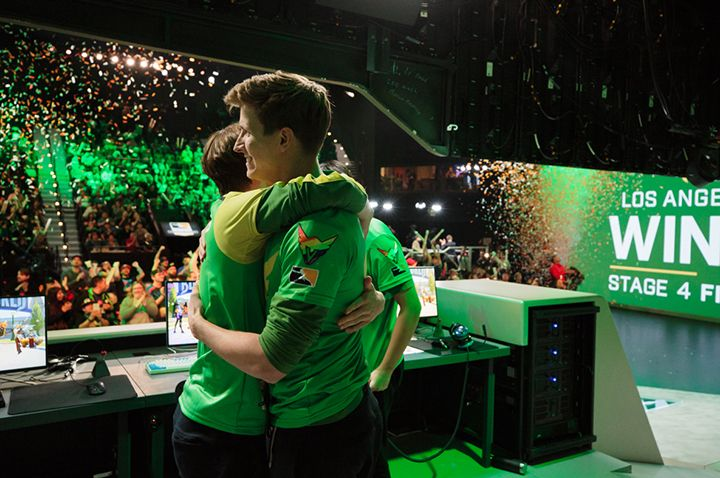 Overwatch League : Les Los Angeles Valiant remportent la 4ème étape !