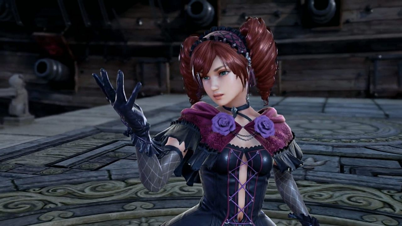 Soul Calibur 6 : le retour de Amy
