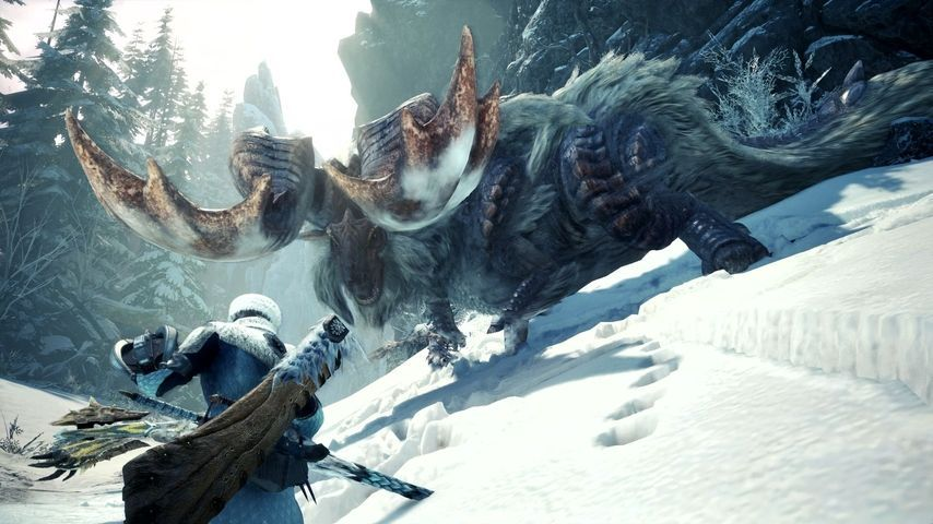 Monster Hunter World - Iceborne : La Beta inclura du contenu inédit sur PS4 et Xbox One !