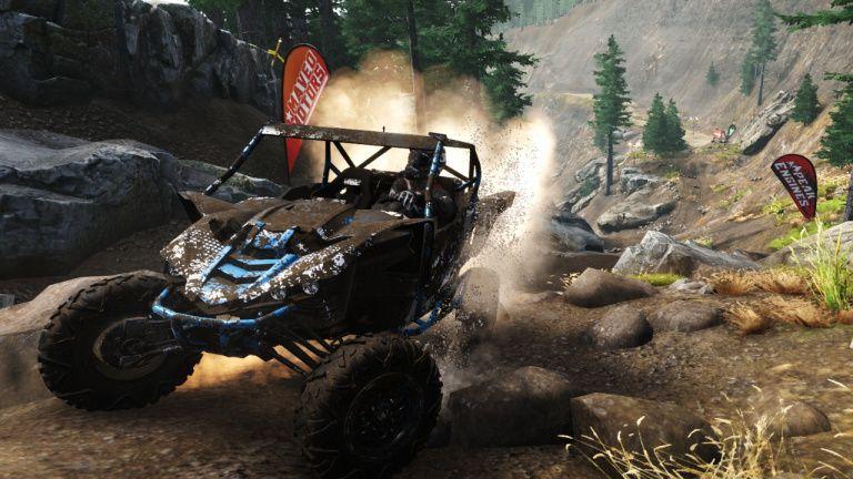 Overpass : Du gameplay avant d'y jouer sur PS4, Xbox One et PC