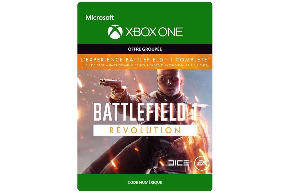 Bon Plan : Battlefield 1 sur Xbox One à 10 euros (au lieu de 39,99...)
