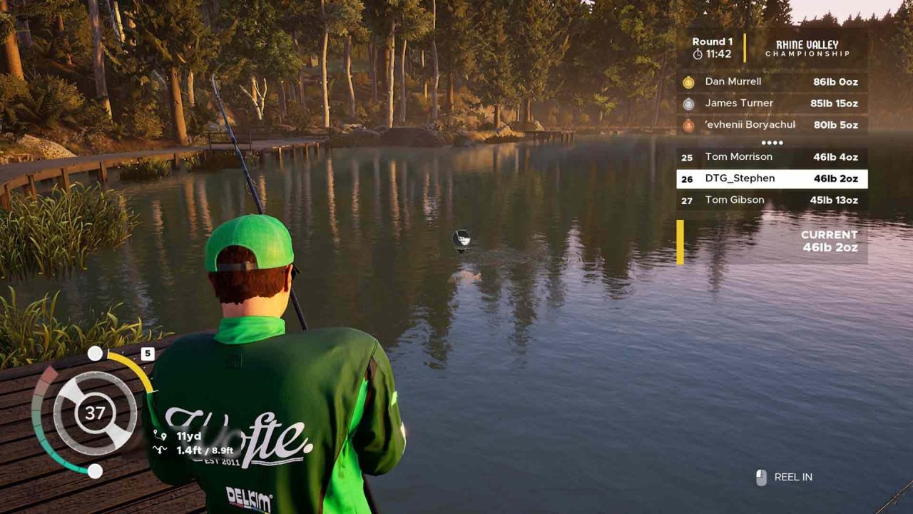 Fishing Sim World : Pro Tour