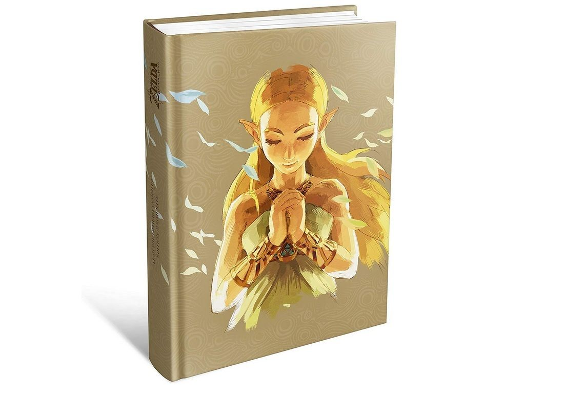 Bon Plan : Edition Augmentée du guide de Zelda Breath of the Wild à 29,99 euros (au lieu de 44,99...)