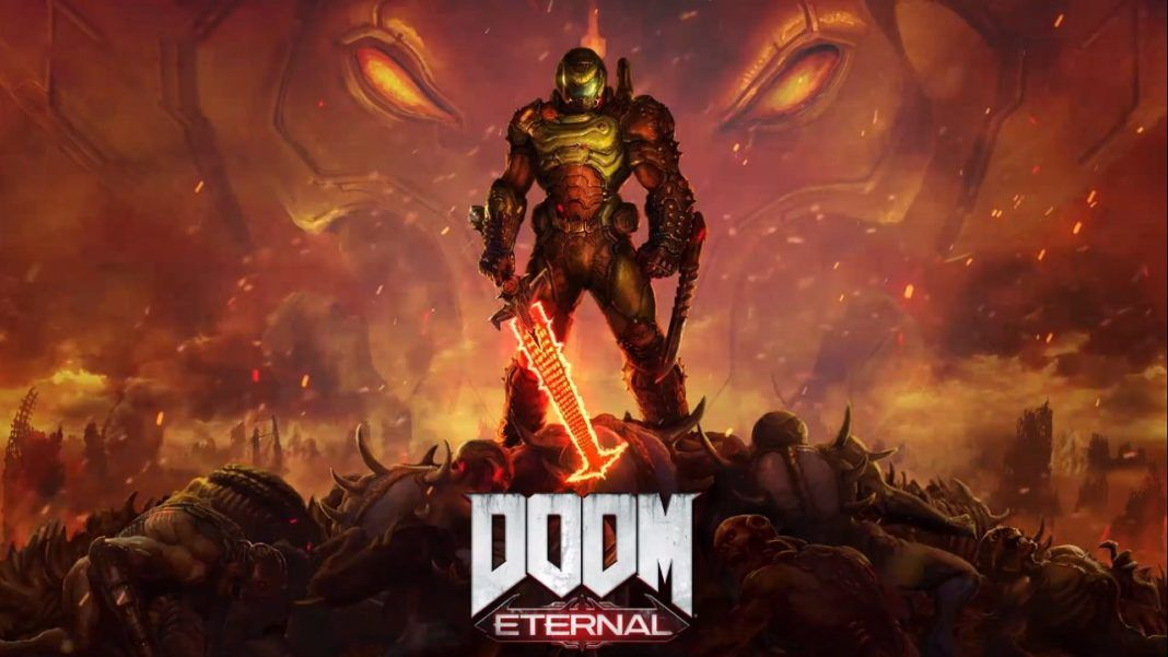 Doom Eternal : 12 minutes de gameplay pour le mode multijoueur !