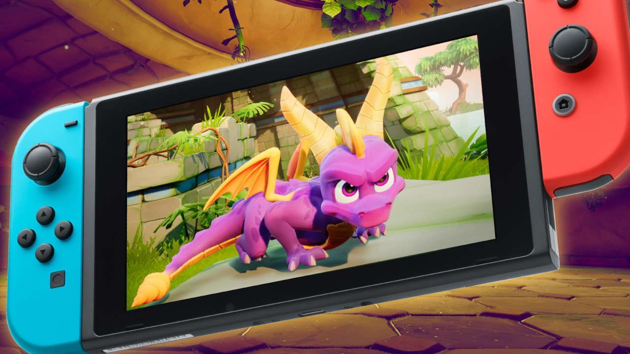 Bon Plan : Spyro Reignited Trilogy sur Switch à 25,99 euros (au lieu de 39,99...)