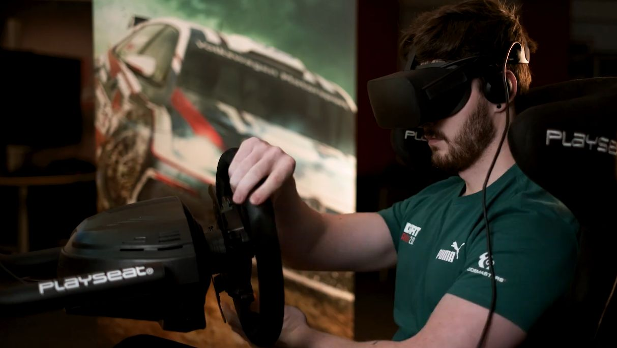 DiRT RALLY 2.0 : Désormais disponible en VR !