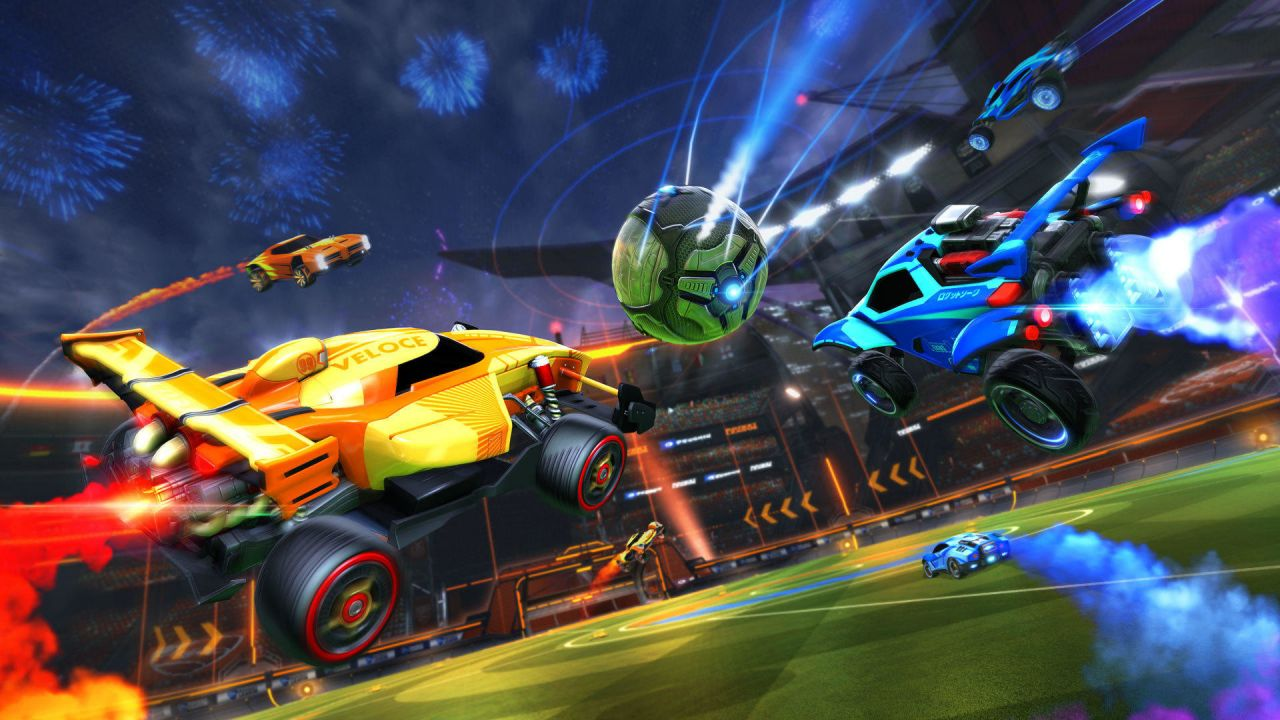 Rocket League : Cross-play détaillé et daté