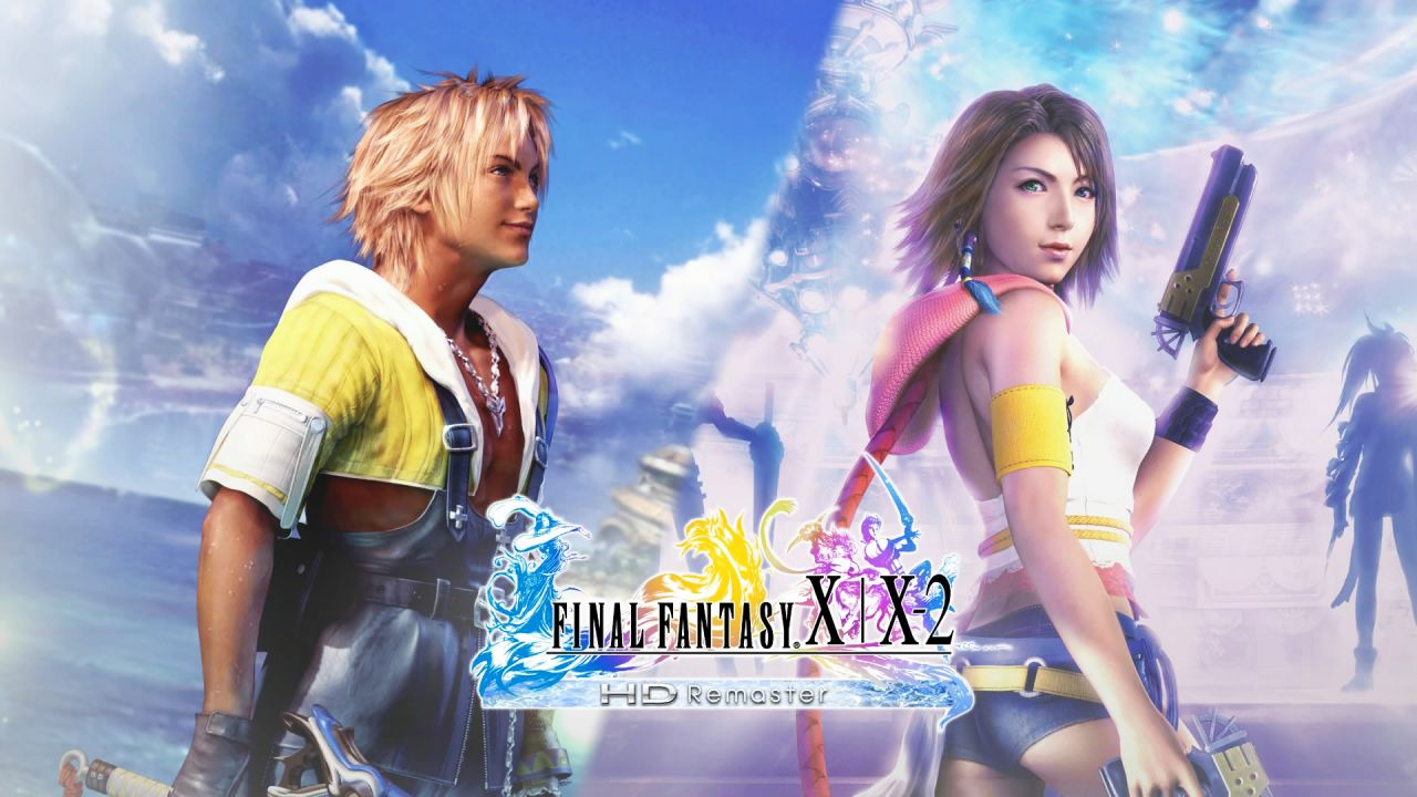 Final Fantasy X/X-2 HD daté sur Switch et Xbox One