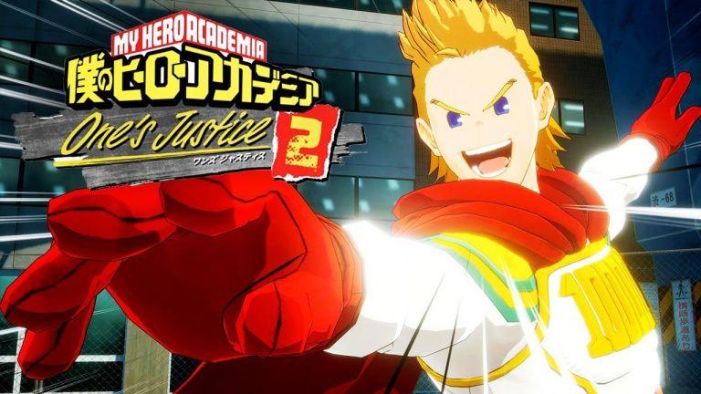 Bon Plan Préco AMAZON : My Hero - One's Justice 2 sur Switch à 49,99 euros, sur PS4, Xbox One à 54,99 euros