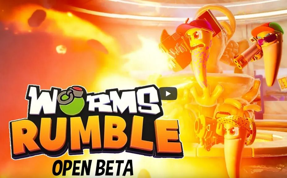 Worms Rumble : La Team17 prépare un Battle Royale à la sauce WORMS !