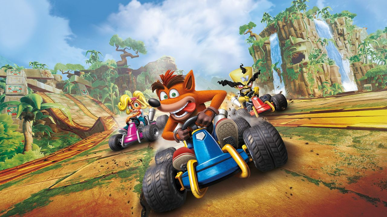 Bon Plan Précommande : Crash Team Racing Nitro-Fueled sur Switch à 23,26 euros !