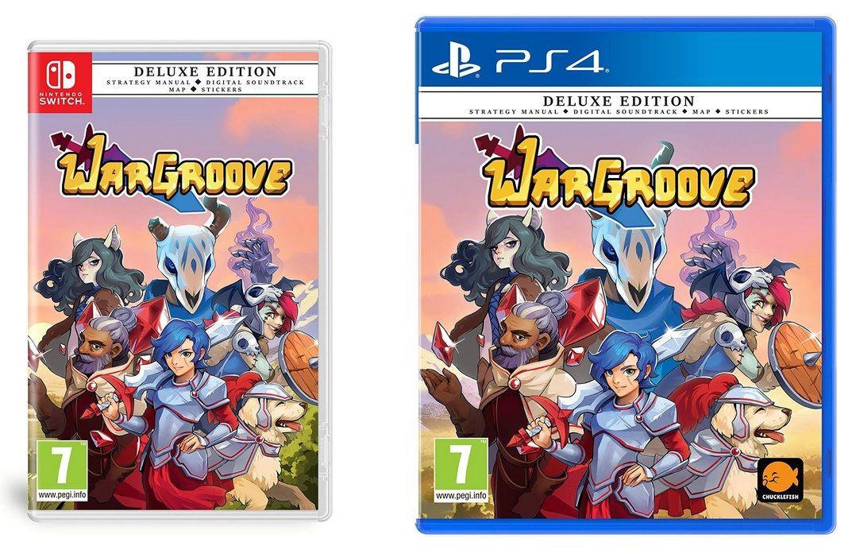Précommande: L'édition Deluxe de Wargroove sur PS4 et Switch