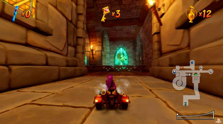 Crash Team Racing : Le mode Aventure est dévoilé dans une nouvelle vidéo !