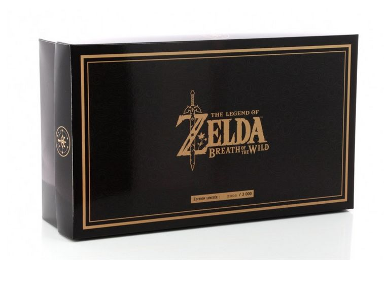 Bon Plan : My Zing Box  - The Legend of Zelda à 19,99 euros (au lieu de 39,99...) tiré à 3000 exemplaires