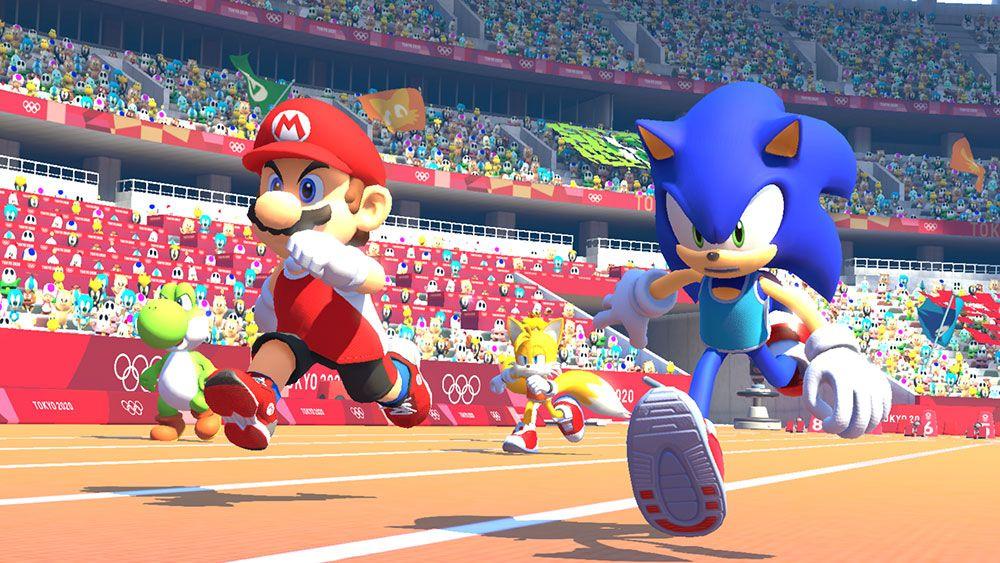 Bon Plan Acheter Mario Et Sonic Aux Jo De Tokyo 2020 Sur