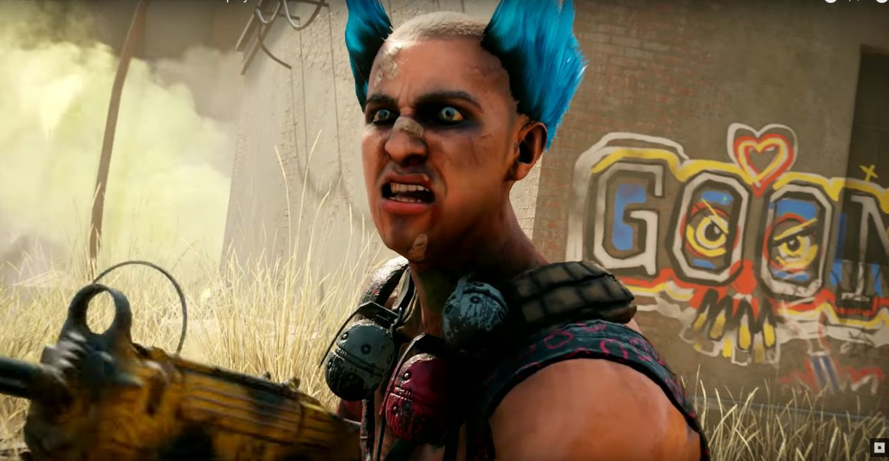 RAGE 2 : Tim Kitzrow rejoint le casting !