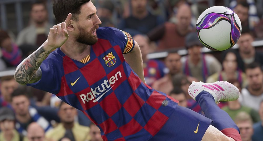 eFootball PES 2020 : Le Data Pack 4.0 est désormais disponible !