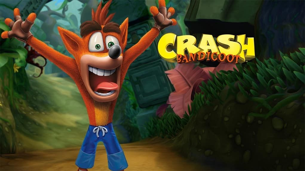Bon Plan : Crash Bandicoot N'Sane Trilogy + Artbook + badges à 27,99 euros (au lieu de 39,99...)