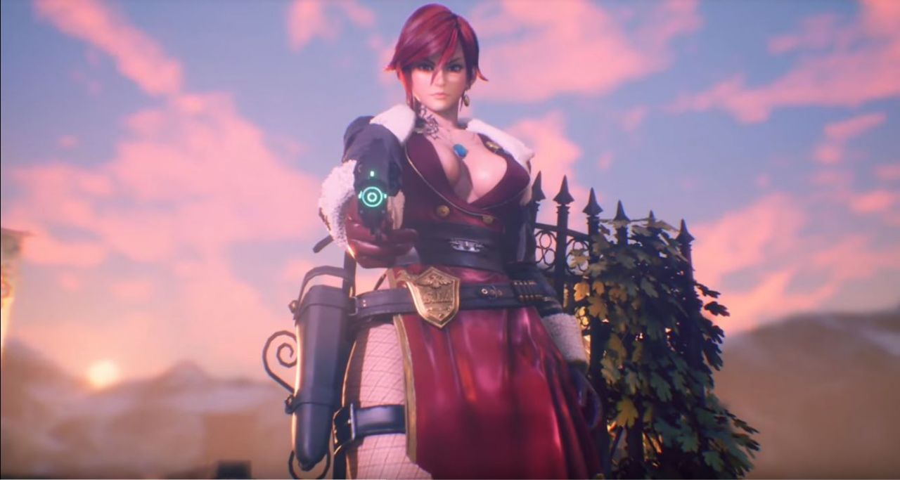 Fighting EX Layer : Trailer de Sharon et Terry
